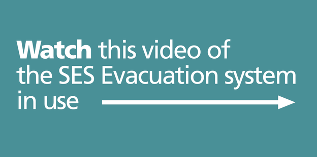 VIKING SES evacuation system video
