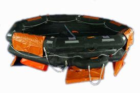 VIKING Liferaft, Open Reversible, 12 pers. - 12DKR