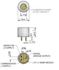 Spare Sensor MARINE-4 LEL SENSOR