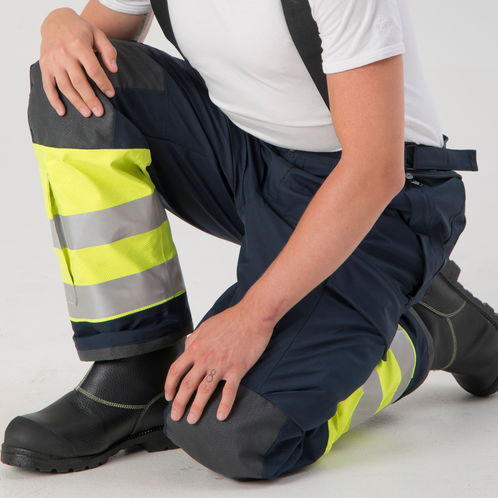 VIKING technical suit knee pads fire fighter