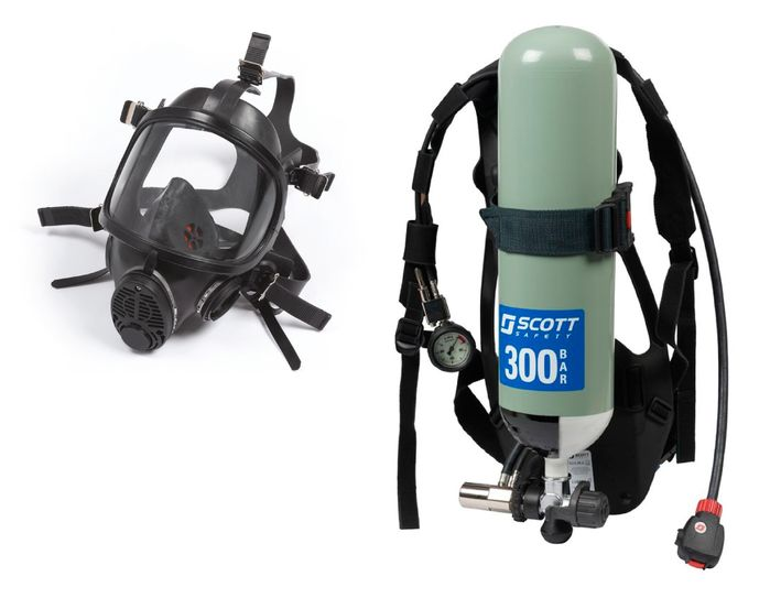 Breathing Apparatus Scott Safety Scba Enquire At Viking