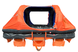 VIKING Liferaft, trow overboard (Self-righting),25 pers - 25DKS