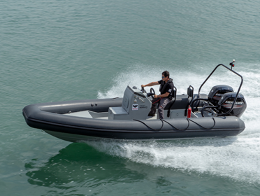 VIKING ADDS HELLENIC NAVY SAR DUTIES TO RIB REFERENCE LIST