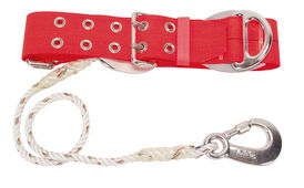 Waist Belt with Rope/Snap Hook