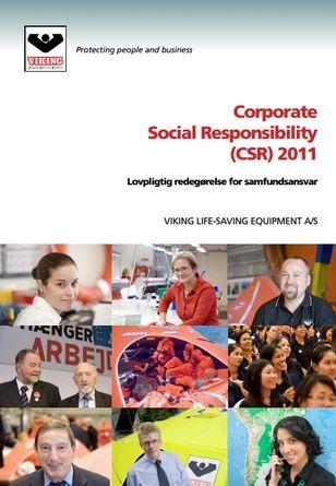 VIKING CSR sociale ansvar 2011