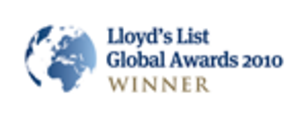 Lloyd's List award 2010 for VIKING NAdiro