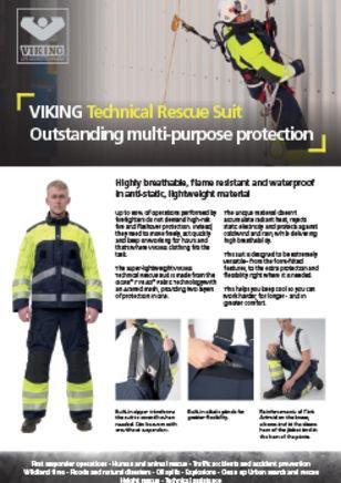 VIKING Tech Rescue Suit