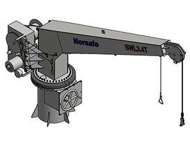 VIKING Norsafe NRC-R-34 MKI davit
