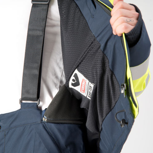 VIKING Technical rescue suit inside pocket fire fighter
