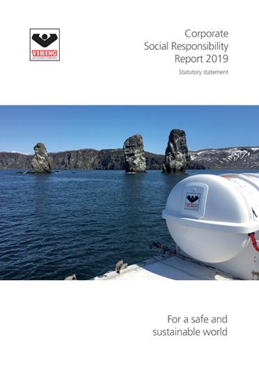 VIKING CSR Resport 2019 in English
