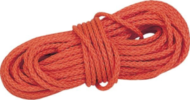 30 Meter, Floating Line, Orange, for lifebuoy