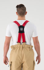 Standard Suspenders for Waist Trousers