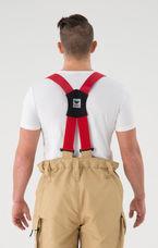S-Hosenträger Für Bundhosen - Rot