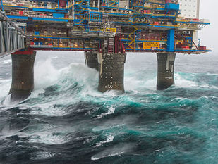 VIKING offshore safety solutions for oil and gas