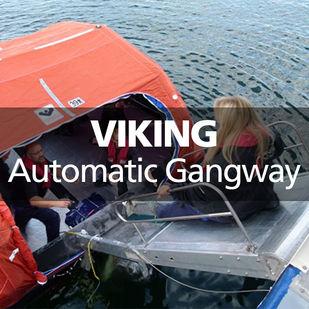 VIKING Automatic gangway VAG 39-50