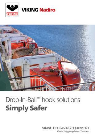 VIKING Nadiro Drop in ball solution