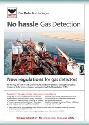 VIKING Solutions for Gas Detection