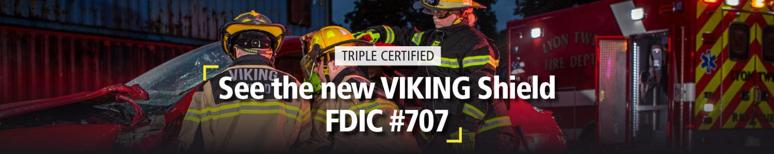 See the VIKING Shield at FDIC 2021