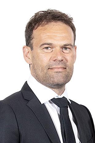 Lasse Sall from VIKING Life-Saving