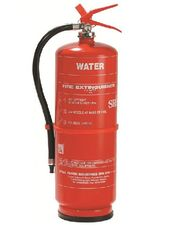 VIKING Fire Extinguisher, 9 Liter, Water, Stored Pressure